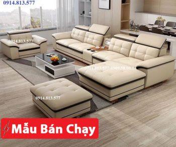 ghế sofa phòng khách giá rẻ đẹp hiện đại