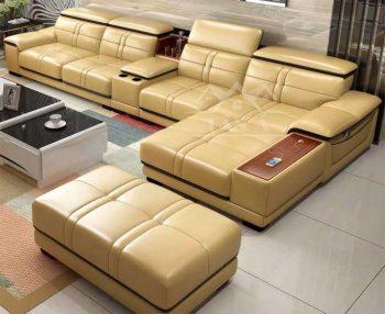 sofa phòng khách góc L