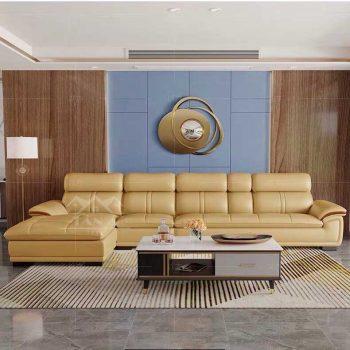 xu hướng trang trí nội thất phòng khách 2020
