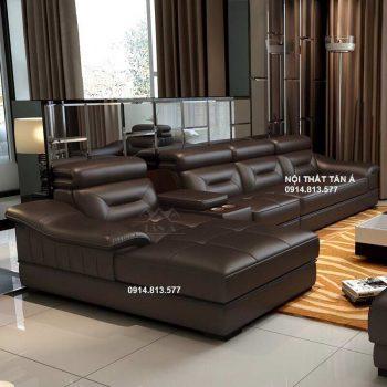 Sofa da cao cấp giá rẻ