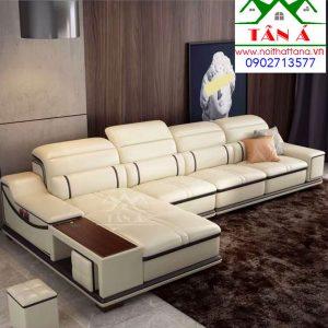 Sofa phòng khách góc L giá rẻ