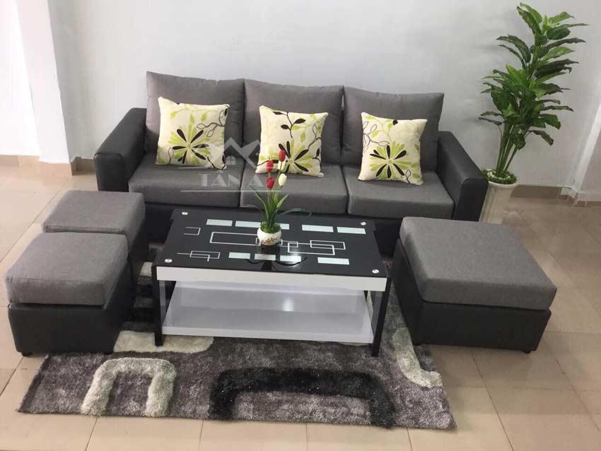 Sofa giá rẻ, sofa băng nhỏ gọn