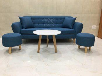 ghế sofa băng vải nỉ đẹp giá rẻ bán chạy nhất 2019