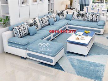 Sofa vải bố