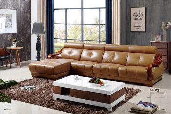mẫu ghế sofa da bò đẹp nhập khẩu malaysia giá rẻ
