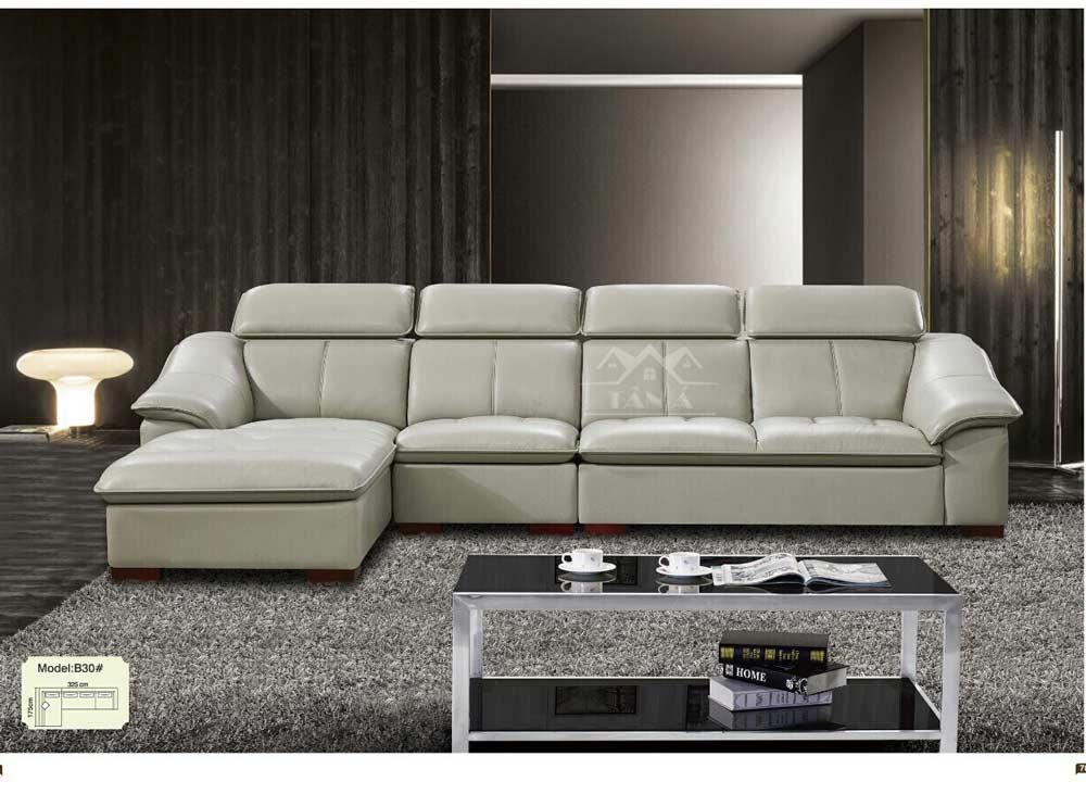 Kinh nghiệm chọn sofa góc L cho phòng khách