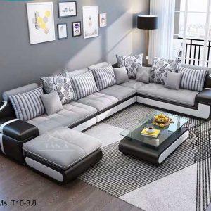 ghế Sofa vải bố nhập khẩu cao cấp
