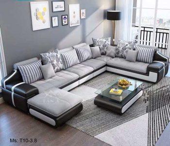 ghế Sofa vải bố nhập khẩu cao cấp đài loan, sofa vải đẹp hiện đại