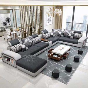 Sofa Vải bố cao cấp nhập khẩu