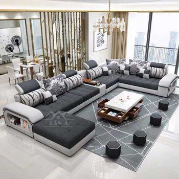 mẫu ghế Sofa Vải nỉ bố cao cấp nhập khẩu đài loan giá rẻ tại tphcm