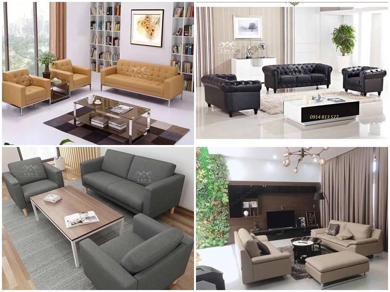 Top 10 mẫu ghế sofa văn phòng nhỏ đẹp giá rẻ tại tphcm