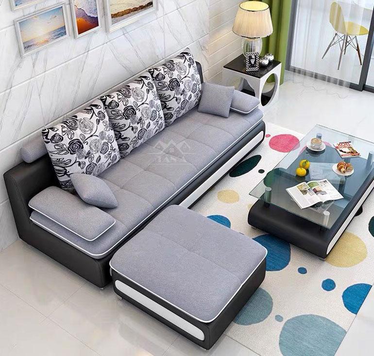 ghế sofa băng văng góc chữ L đẹp hiện giá rẻ tại tphcm