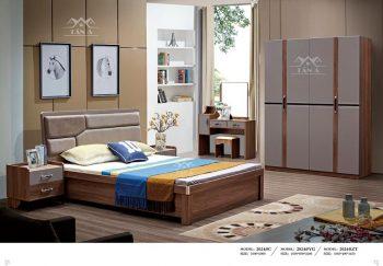 bộ giường ngủ phong ngủ giá rẻ đẹp, hiện đại