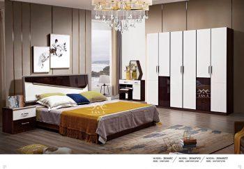 các mẫu giường ngủ đẹp giá rẻ hiện đại