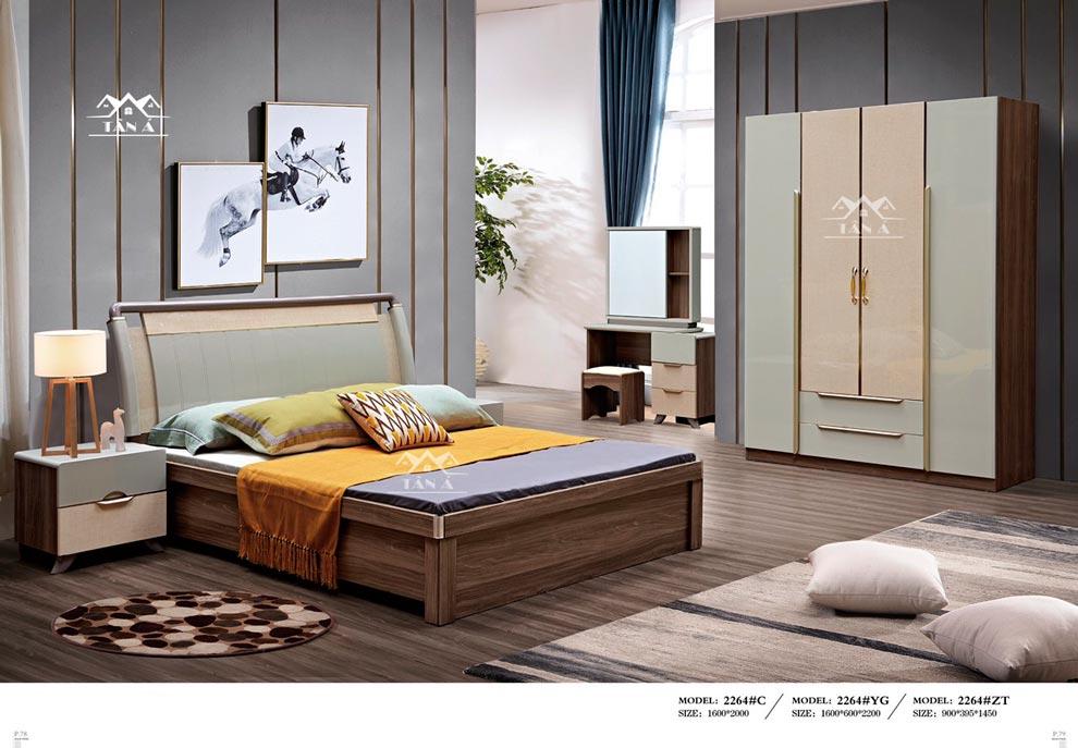 Các mẫu giường ngủ đẹp hiện đại, giường cưới đẹp giá rẻ