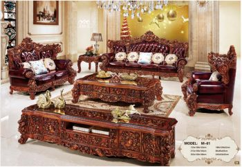 bộ bàn ghế sofa tân cổ điển đẹp gỗ sồi nga nhập khẩu đài loan giá rẻ tại tphcm