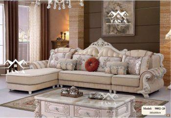 ghế sofa tân cổ điển đẹp giá rẻ tphcm, sofa phòng khách tân cổ điển