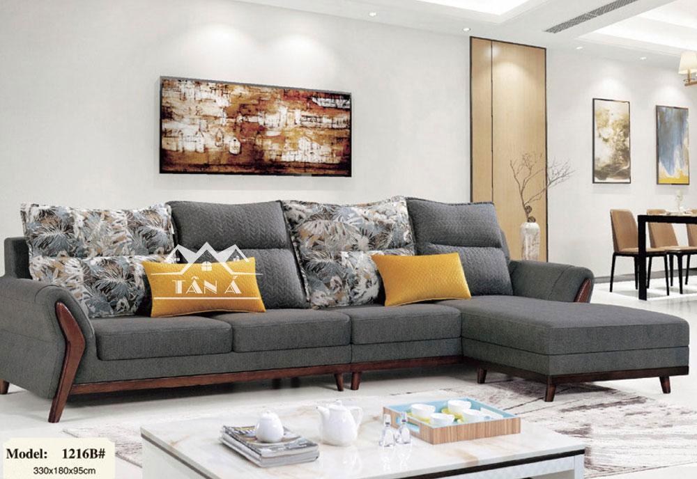 ghế sofa vải bố cao cấp nhập khẩu malaysia