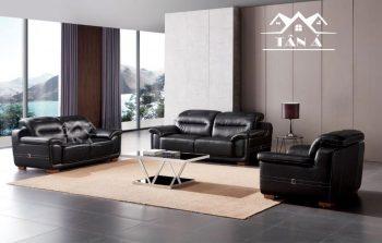 ghế sofa da thật nhập khẩu Malaysia, sofa căn hộ phòng khách chung cư