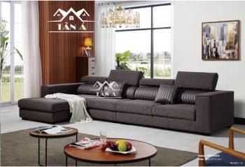 bộ ghế sofa vải nỉ bố đẹp nhập khẩu, sofa phòng khách hiện đại giá rẻ