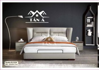 Giường ngủ bọc da giá rẻ, giường ngủ nhập khẩu