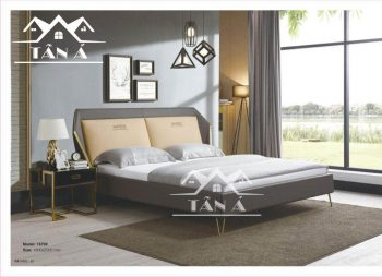 Mẫu giường ngủ đẹp hiện đại nhập khẩu đài loan