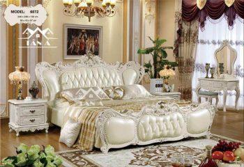 giường ngủ bọc da giá rẻ, giường ngủ đẹp hiện đại tại tphcm