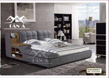 Giường ngủ đẹp giá rẻ tại tphcm, giường bọc da giá rẻ
