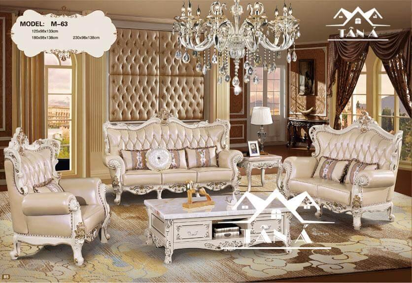 ghế sofa tân cổ điển đẹp tphcm, sofa cao cấp