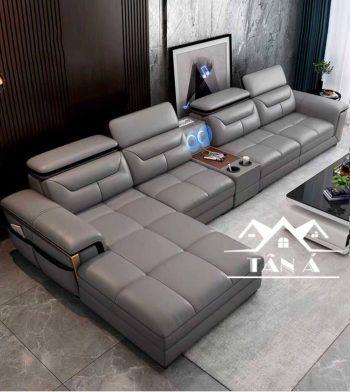 Ghế sofa góc L giá rẻ