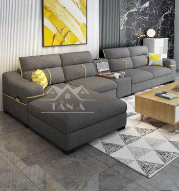 Ghế sofa vải nỉ giá rẻ tại quận 4 tphcm