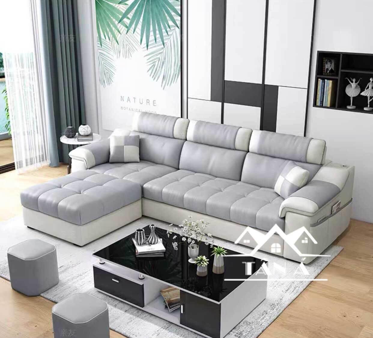 mẫu ghế sofa mini nhỏ gọn, sofa vải nỉ bố giá rẻ