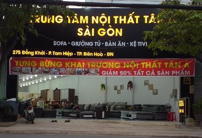 Sofa Tân Á Đồng Nai