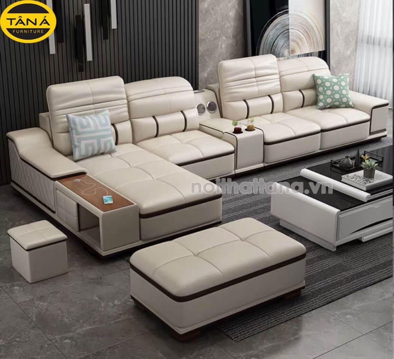 ghế sofa da giá rẻ, sofa hàn quốc tại tphcm
