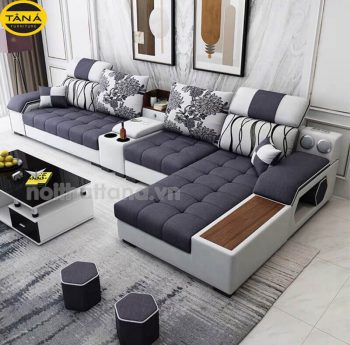 ghế sofa mini giá rẻ, sofa vải đẹp hiện đại tại tphcm