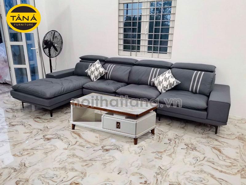 Ghế sofa vải bố, nỉ nhập khẩu cao cấp giá rẻ tại tphcm