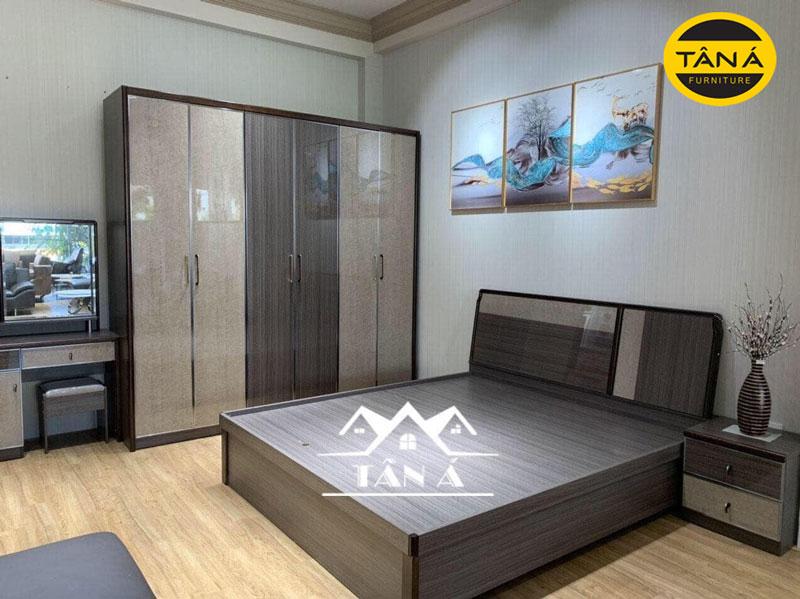 Mua bộ Giường ngủ giá rẻ tại tphcm