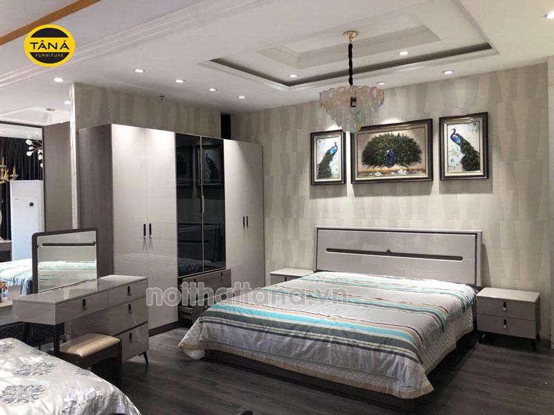 Giường ngủ giá rẻ Biên Hòa Đồng Nai