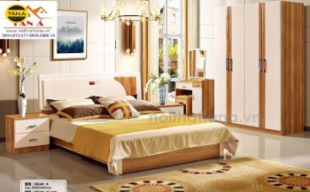 Trọn bộ combo giường tủ hiện đại giá rẻ